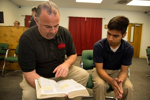 Christian boarding schools