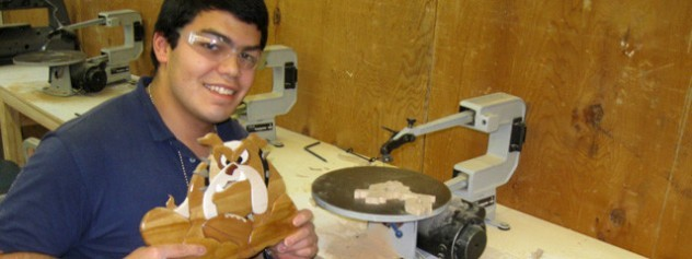 woodworking vocation training